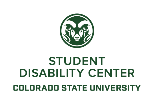 Student Disability Center – Colorado State University